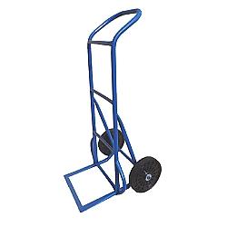 Comprar Carro Armazem 350 kg com Rodas de Borracha Integral de 12-Carroleve