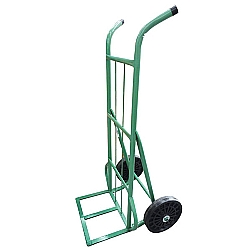 Comprar Carro armaz�m 400 kg com base de chapa e com roda de borracha integral 12-Carroleve