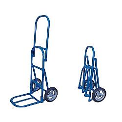 Comprar Carro Armazém Dobrável 150kg com Roda Borracha Integral 8-Carroleve