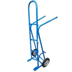 Comprar Carro para transporte de água e gás 4 bujões com roda de borracha maciça de 12-Tander