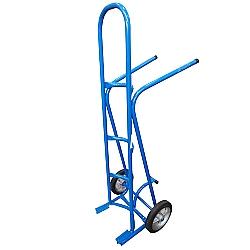 Comprar Carro para Transporte de Água e Gás Capacidade 4 Bujões com Roda de Borracha Macica de 12-Carroleve