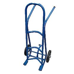 Comprar Carro para Transporte de Água Gás 3 Bujões com Roda de Borracha Macica de 12-Carroleve