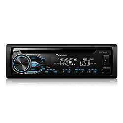 Comprar CD Player Mixtrax USB Sa�das RCA com Controle para Subwoofer - DEH-X1880UB-Pionner