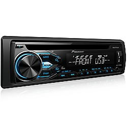 Comprar CD Player Mixtrax USB Saída Subwoofer - DEH-X1880UB-Pionner