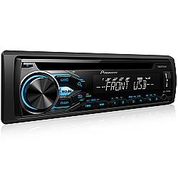 Comprar CD Player Mixtrax USB Saída Subwoofer - DEH-X1880UB-Pionner