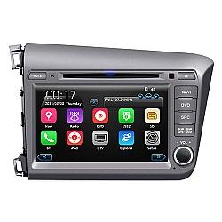 Comprar Central Multimídia Honda Civic 2012 S95 Premium Original-Tay Tech
