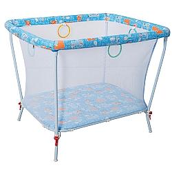 Comprar Cercado Little baby c18 - Azul Beb� - Para beb�s-Tubline