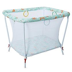 Comprar Cercado Little baby C19 - Verde - Para bebês-Tubline