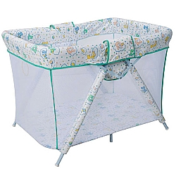 Comprar Cercado Dobr�vel para Beb�s - Bianca 6630/C07, Verde-Tubline