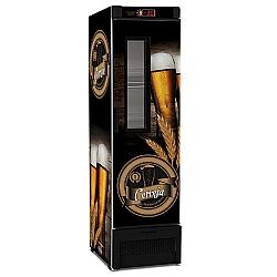 Comprar Cervejeira Refrigerador Expositor Capacidade Líquida 296 litros - VN28FL-Metalfrio