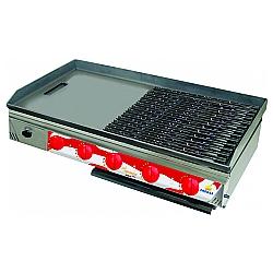 Comprar Chapa Mista Style Char Broiler Gás - Grelhados e Frituras PRCB-210-Progás