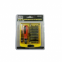 Comprar Chave de precisão jogo 38 peças-Lee Tools