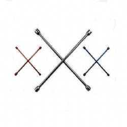 Comprar Chave de roda cruz 50cm 17-19 -21-23 mm-Lee Tools