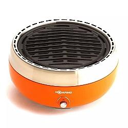 Comprar Churrasqueira Portátil Smart Grill Aço Inox a Carvão-Homping