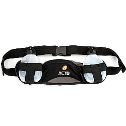 Comprar Cinturao de Hidratação com Duas Garrafas Plásticas 236ml Cada-ACTE Sports