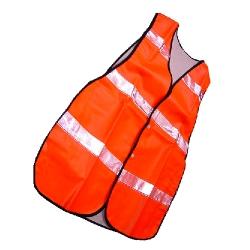 Comprar Colete blusa com refletivo laranja-Plast Mg