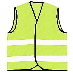 Comprar Colete blusa com refletivo verde-Plast Mg