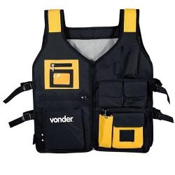 Comprar Colete porta ferramentas 7 bolsos - CL013-Vonder