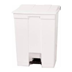 Comprar Coletor de pedal branco 30 Litros - CP30BR-Bralimpia