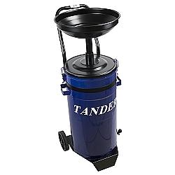 Comprar Coletor de óleo 50 Litros com carinho-Tander