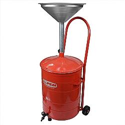 Comprar Coletor de Óleo com Capacidade para 50 Litros - CO50-Metalpem