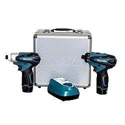 Comprar Combo de ferramentas com parafusadeira / furadeira - LCT203-Makita