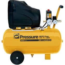 Comprar Compressor de Ar 8,2 pcm I 25litros 116 libras- WP8225-Pressure