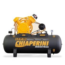 Comprar Compressor de Ar Trifásico 5hp 25 pés 175 libras - CJ25APV250L-Chiaperini