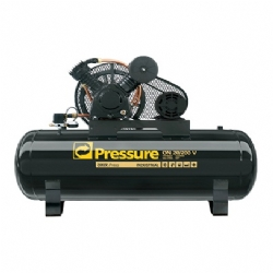 Comprar Compressor de Ar Trif�sico 20 p�s 5 hp 200 Litros - ONIX20/200V-Pressure