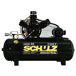 Comprar Compressor de Ar, 10 Hp, 7,5kW, 425 Litros, 40 p�s, 220v - FORT MSW 40/425 -Schulz