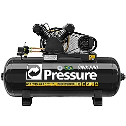 Comprar Compressor de Ar 20 PCM Baixa Rotação 200 Litros Trifásico - ATG2-Pressure