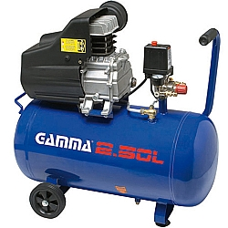 Comprar Compressor de Ar 50 - Monofásico - 2 Hp, 50 Litros-Gamma