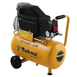 Comprar Compressor de Ar 60hz 24L Motor Elétrico 2HP-Tekna