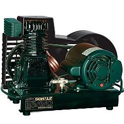 Comprar Compressor de Ar Direto, Monofásico 110/220v, 1 Hp, 3,6 pés - CSI 4 BR/Ad-Schulz