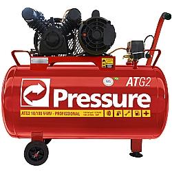 Comprar Compressor de Ar Monof�sico, 100 Litros, 2CV, 140 Libras-Pressure