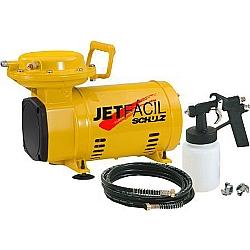 Comprar Compressor de Ar Monofásico 2,3 pés 1/3 HP bivolt - JET FÁCIL-Schulz