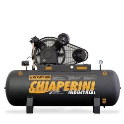 Comprar Compressor de Ar - Trif�sico, 175 Libras, 5 Hp - CJ 20 + APV 250L-Chiaperini