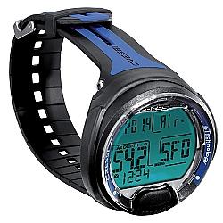 Comprar Computador Leonardo de Mergulho Azul com Funções Air, Nitrox e Gauge-Cressi Sub