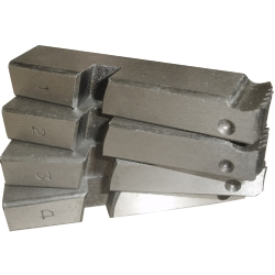 Comprar Conjunto de cossinete BSPT 2.1/2 a 4 -TRE4P/TRE6P-Tander