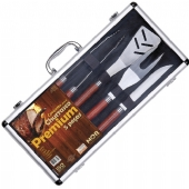 CONJUNTO CHURRASCO PREMIUM - 5 PE�AS (103014230)
