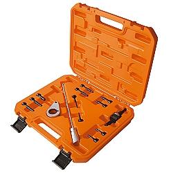 Comprar Conjunto de ferramentas para sincronismo de motores Citroën/Peugeot 8V e do motor Renault 1.0 16V - 161500-Raven