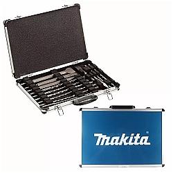 Comprar Conjunto de Ponteira Talhadeira Broca SDS Plus 17pc-Makita