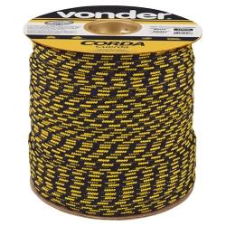 Comprar Corda Carretel multifilamento tran�ada 6 mm x 165 metros-Vonder