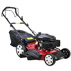 Comprar Cortador de Grama a Gasolina 6 HP com Coletor e Tração - Corte 22 Roda Grande - NCG6RG-Nagano
