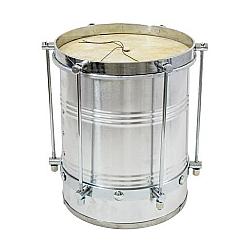 Comprar Cuíca de 25 X 8 Em Alumínio, Pele Animal, 8 Afinações-Luen