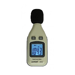 Comprar Decibelímetro Digital 30~130 DB - KR813-Akron