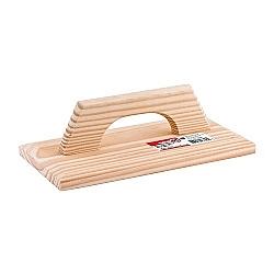 Comprar Desempenadeira de Madeira sem Espuma, 17x27 cm-Nove54