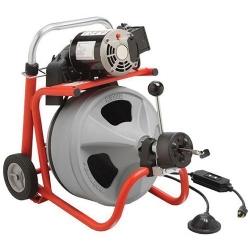 Comprar Desentupidora de tambor el�trica com auto-alimentador cabo C-32 IW - K-400-Ridgid