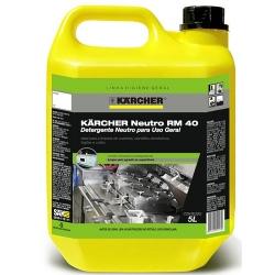 Comprar Detergente neutro para uso geral com 5 Litros - RM40-Karcher