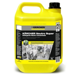 Comprar Detergente neutro super concentrada - 5 litros-Karcher